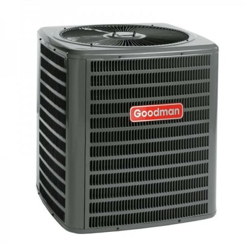 4 Ton Goodman 16 SEER R-410A Two-Stage Heat Pump Condenser