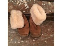 Size 4 tall Uggs