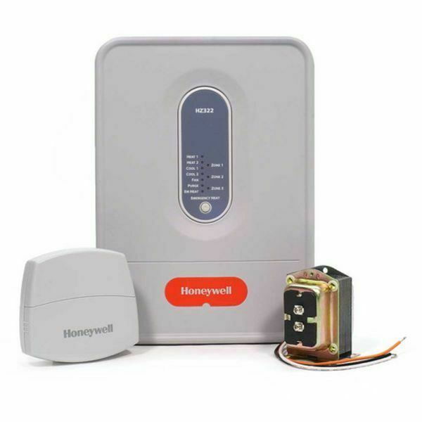 Honeywell HZ322K Zone Panel Kit 3 Zone