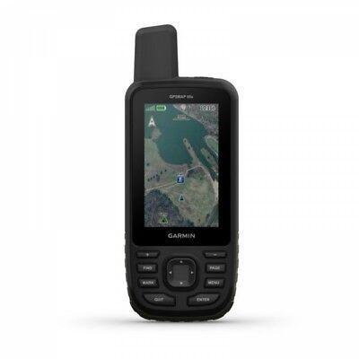 Garmin GPSMAP 66s Outdoor GPS with Sensors, GPS, GNSS and GLONASS 010-01918-00