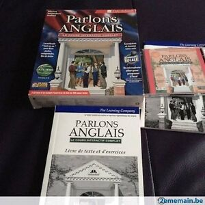 New The Learning Company Parlons Anglais CD Pour PC