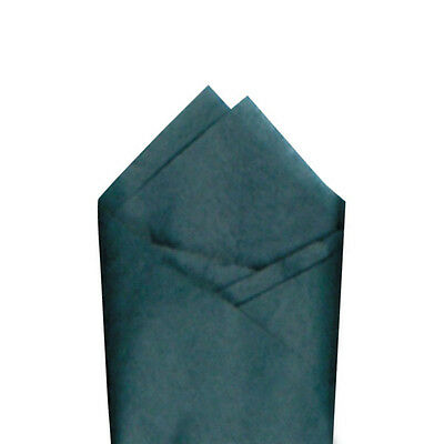 24 Sheets Pack 20 X 30 Hunter Green Quality Premium Grade Color Tissue Paper