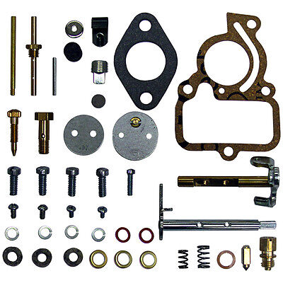 Ihc Farmall Cub Cub Lo Boy 154 Comprehensive Complete Repair Carburetor Kit