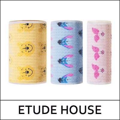 [Etude House] Happy with Piglet Hair Roll Set / Korea Cosmetic SweetCorea /(DS1)