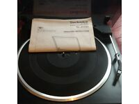 Technics SL J110D record deck/ turntable