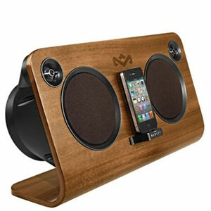 Marley iPod/iPad docking station Speaker System