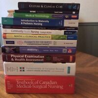 RPN textbooks most of the 1st and 2nd year