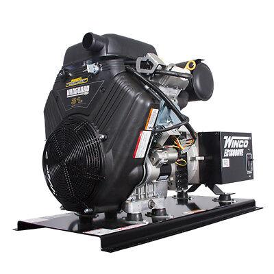 Winco Ec18000ve Industrial Series Portable Generator 18000 Watt Gas 120v Briggs