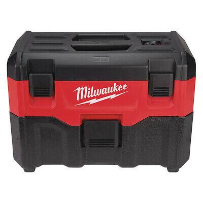 Milwaukee 0880-20 M18tm Portable Shop Vacuum 1-14 Hose Dia. Hepa 45 Cfm