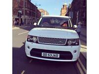 Range Rover sport autobiography 2012 full spec