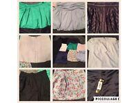 Ladies size 12 designer skirt bundle