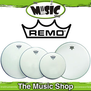 Remo Drum Head Pack - Emperor Coated Fusion 10