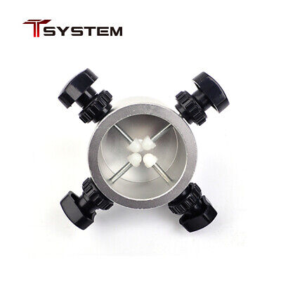 Jadrak T-SYSTEM 4 Jaw centering Chuck for rod building Drying System (TCK-A)
