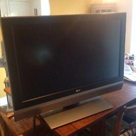 "LG 37"" LCD flat screen TV -£80 ONO"