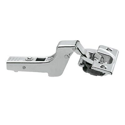 Blum CLIP top BLUMOTION 110° Inset Full Crank, Screw-on Cabinet Hinge - 71B3750