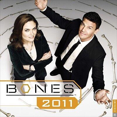 Bones TV Series Official 2011 Wall Calendar SEALED UNUSED