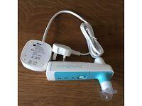 Portable breathing
