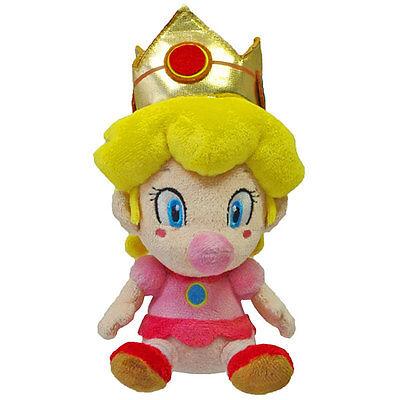Super Mario Baby Peach 5