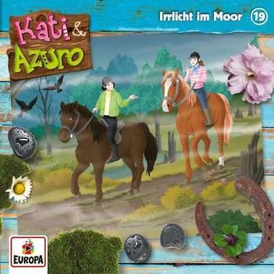 CD * KATI & AZURO - HSP 19 - IRRLICHT IM MOOR # NEU OVP =