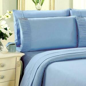 Bamboo  Sheet Set sleep country queen $229 value Brand New