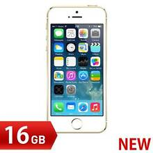 New Genuine iPhone 5S 16GB Gold with box Strathfield Strathfield Area Preview