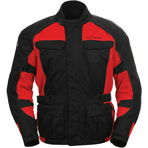 Tourmaster Sport Touring Jackets - RED - NEW at RE-GEAR Kingston Kingston Area image 1
