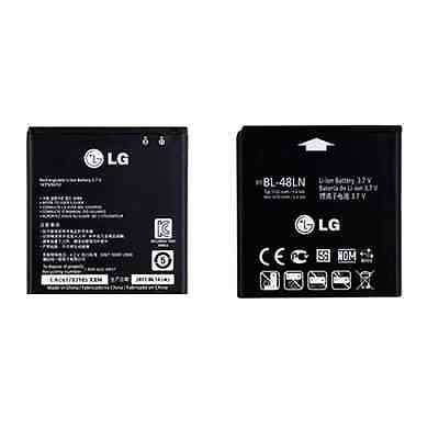 Original LG P720 Optimus 3D Max Akku Batterie Accu Ersatzakku Handyakku BL-48LN ()