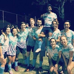 5-6 Soccer Players Wanted for Tuesday Nights in Prymont Pyrmont Inner Sydney Preview