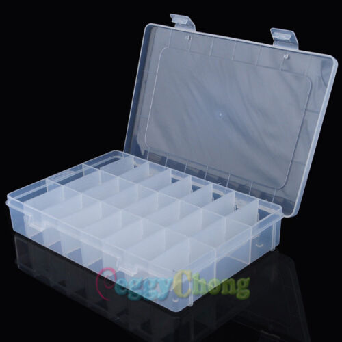 Jewellery Packaging And Bead Storage With