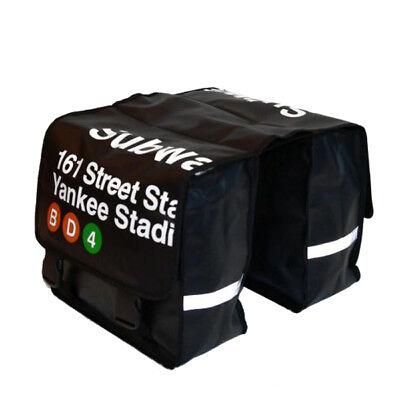 Gepäckträgertasche Doppel Fahrradtasche Fahrrad Satteltasche Gepäcktasche