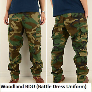 pantalons loi 3 militaires armee paintball airsoft army camo West Island Greater Montréal image 3