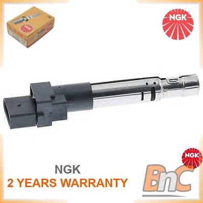 NGK IGNITION COIL AUDI VW PORSCHE SKODA OEM 48065 022905100P