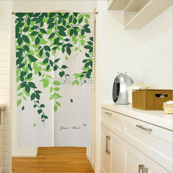 Noren Japanese hanging Curtain Blue gradation color Japanese Wa style 150x85cm
