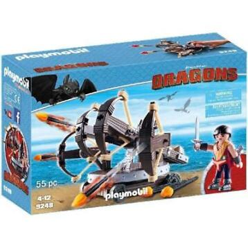 Playmobil- 9249 Dragons Eret