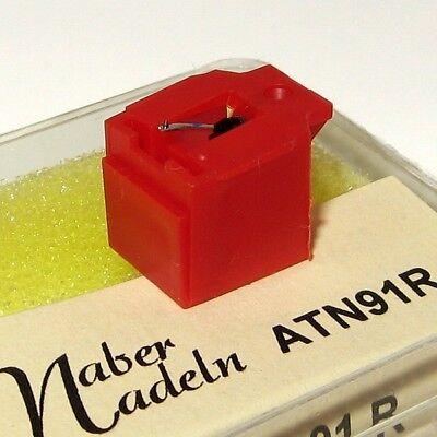 Naber Nadel ATN91R für Audio Technica Plattenspieler AT-LP3  replacement stylus