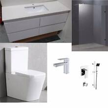 Bathroom stone top vanity package 3 Moorabbin Kingston Area Preview