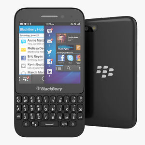 blackberry q5 unlocked with box  $125