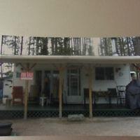 Cottage  at Mattagami Lake Campground