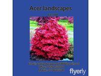 Acer landscapes est 1998 (driveways,slabbing,patios,fencing,decking,treework,free estimates)