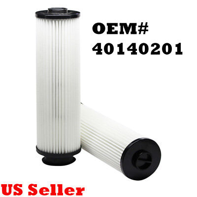 - 2x Hoover Windtunnel  HEPA Long Life Filter 40140201 Type 201 43611042 42611049