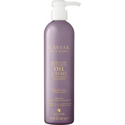 Alterna Caviar Moisture Intense Oil Creme Pre Shampoo Treatment 487ml
