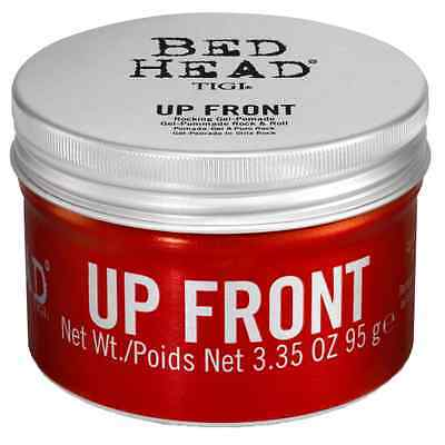 TIGI Bed Head Up Front Rocking Gel-Pomade 3.35 oz 95g Free Shipping!!