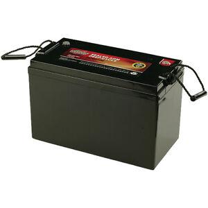 interstate batteries 12v maintenance free deep cycle 100ah. Black Bedroom Furniture Sets. Home Design Ideas