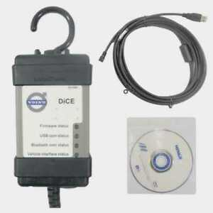 Vida Dice Dealer level Scan Tool for Volvo