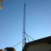 ANTENNA REMOVAL, INSTALLATIONS,&REPAIRS 35 years experience