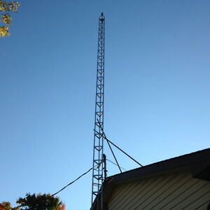 ANTENNA REMOVAL, INSTALLATIONS,&REPAIRS 35 years experience Kawartha Lakes Peterborough Area image 1