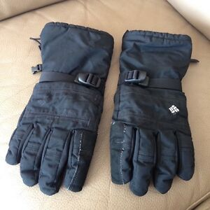 Men's Columbia gloves