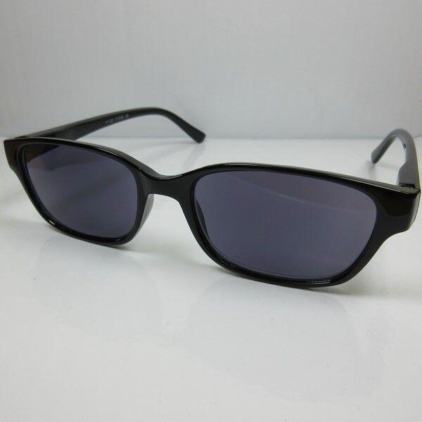 2in1Lesebrille-Sonnenbrille schwarz für SIE & IHN Lesehilfe mit Flexbügel