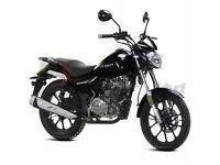 *Brand New* 66 plate Lexmoto Oregon Learner 125. Warranty, Free Delivery, Part-ex