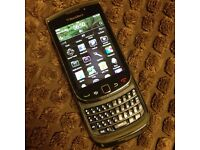 Blackberry Torch 9800 Touchscreen Unlocked to all Networks Fully Working Can Deliver